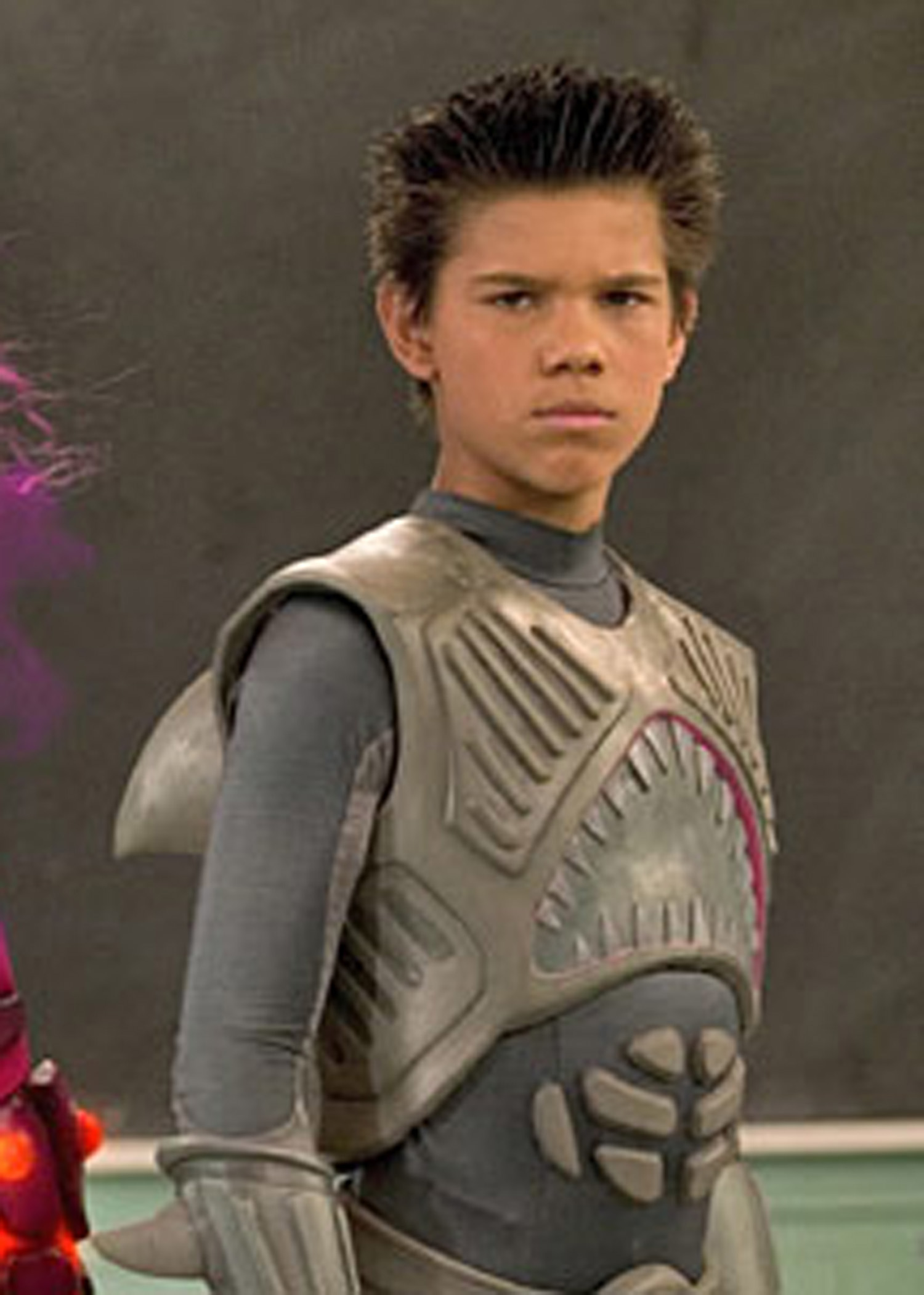 Who are Sharkboy and Lavagirl